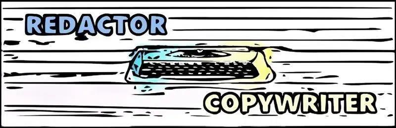 principales diferencias entre redactor y copy