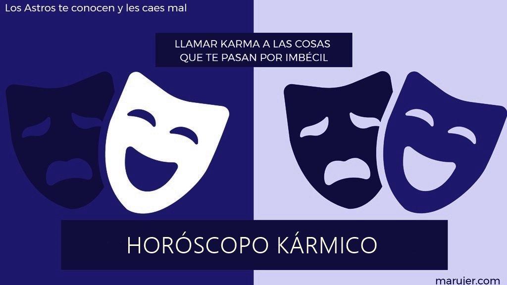 Horóscopo Kármico, el horóscopo según tu karmaa