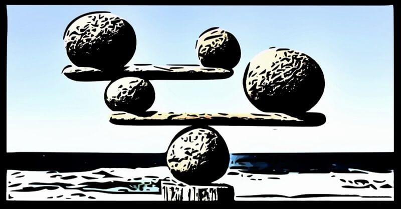 equilibrio zen