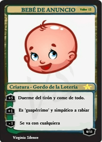 Magic Baby bebé de anuncio
