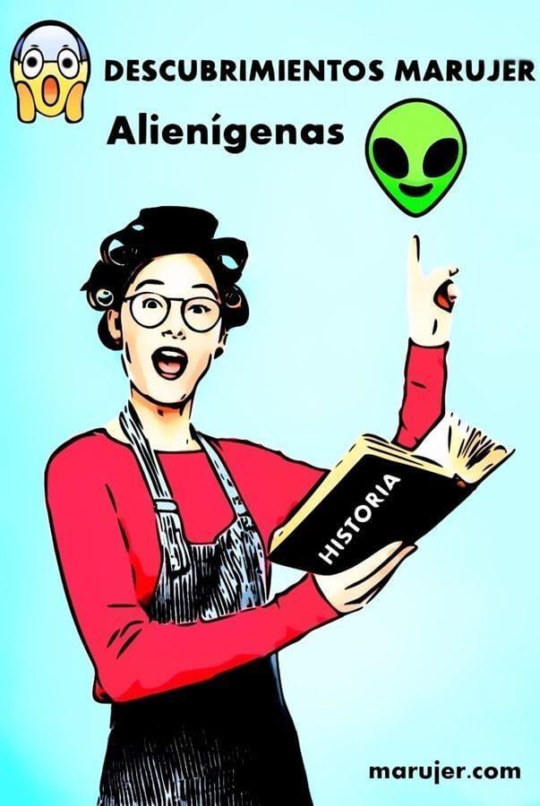 Alienígenas Ancestrales y emoticonos