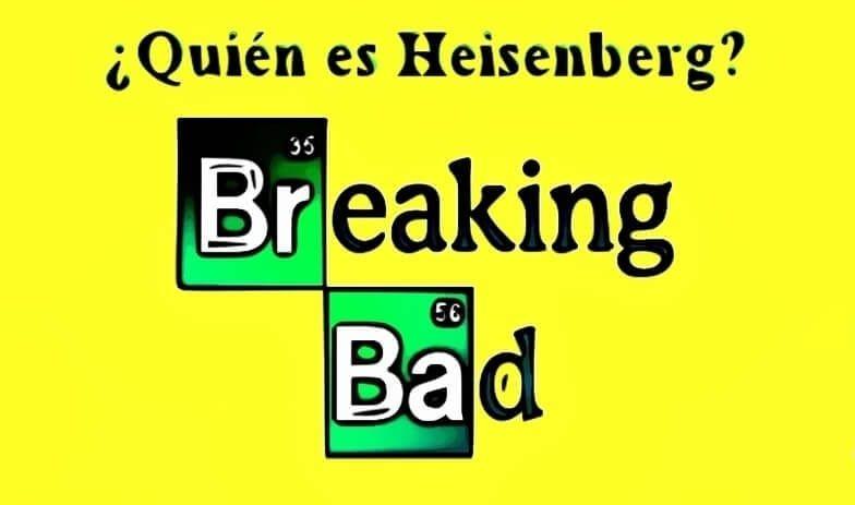 Walter White es un personaje de Braking Bad
