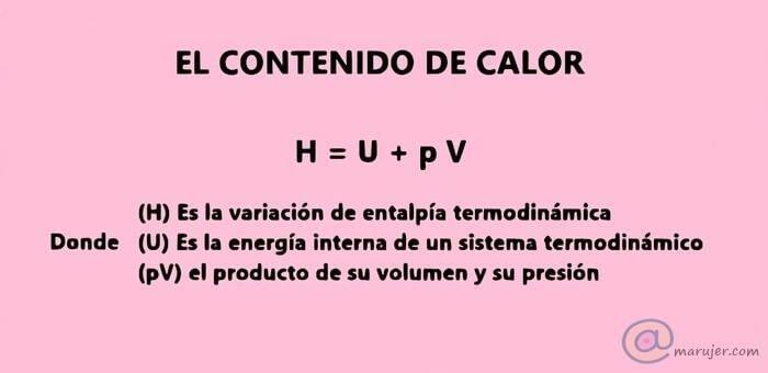 entropía termodinámica cómo se formula