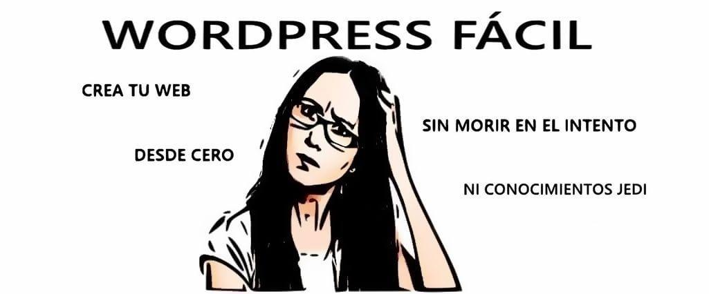 crea un blog desde cero con wordpress