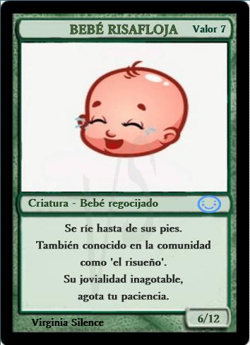 Magic Baby bebé risafloja