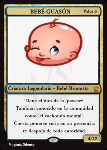 Magic Baby bebé guasón