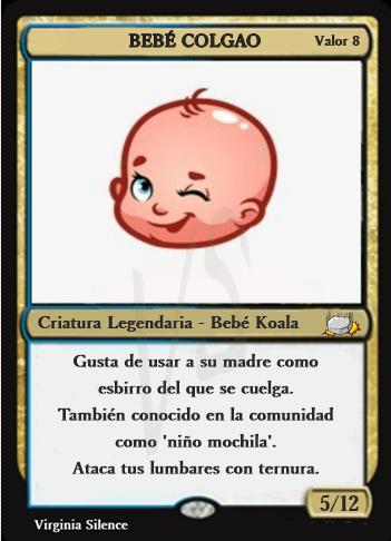 Magic Baby bebé colgao