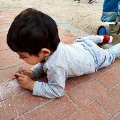 tizas para pintar en la calle