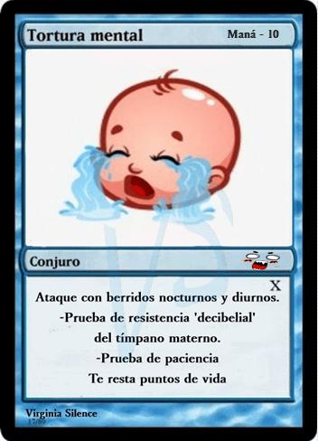 magic baby conjuro tortura mental