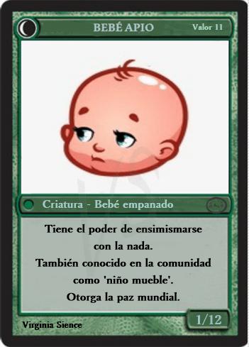 Magic Baby bebé apio