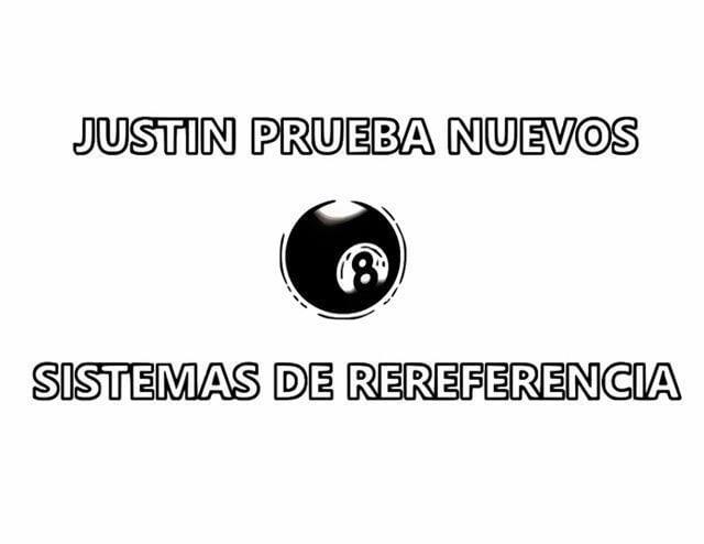 En esta ocasión, Justin comprobará que tando el movimiento, como la velocidad, cambian en función del sistema de referencia