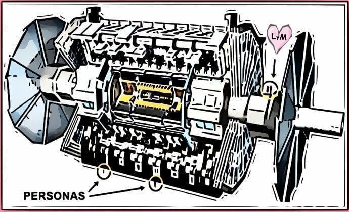 Legendario y Madrileña dejaron pruebas en el CERN