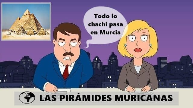 entrevista humor Triángulo de poder Murciano