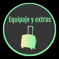 equipaje y extras hazte rico viajando