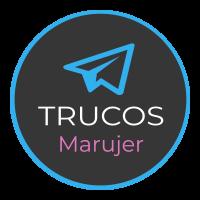 Logo Telegram de Trucos Marujer