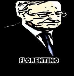 Florentino, su bosón es un balón