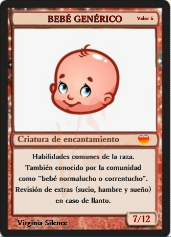 Magic Baby bebé genérico