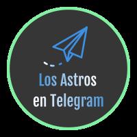 Horóscopo en Telegram